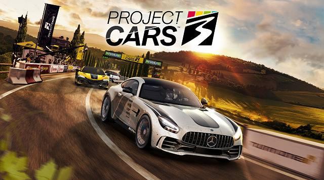 プロジェクトカーズ3発売