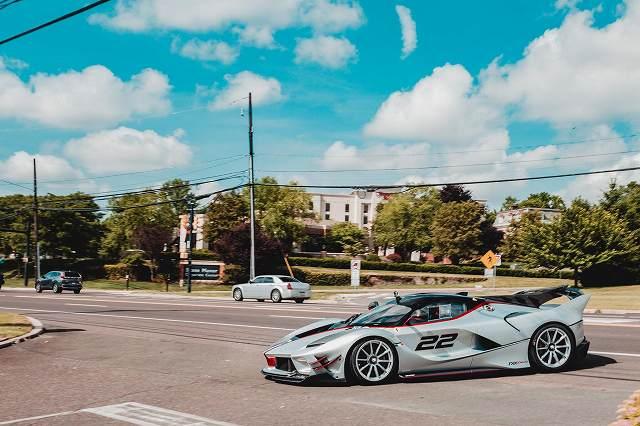 Ferrari_FXX-K_EVO公道 (4)