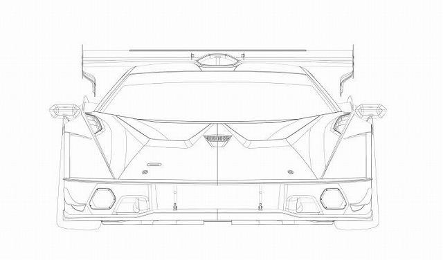 Lamborghini-SCV12特許図面 (1)