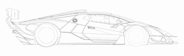 Lamborghini-SCV12特許図面 (2)