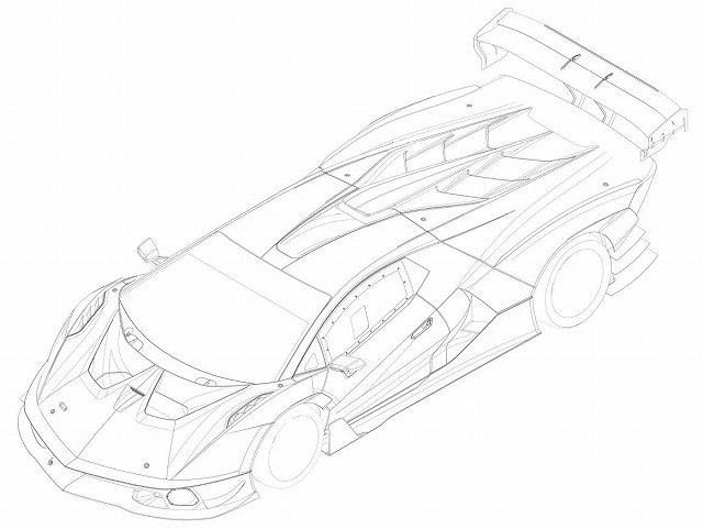 Lamborghini-SCV12特許図面 (5)