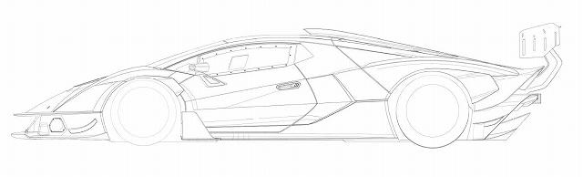Lamborghini-SCV12特許図面 (8)