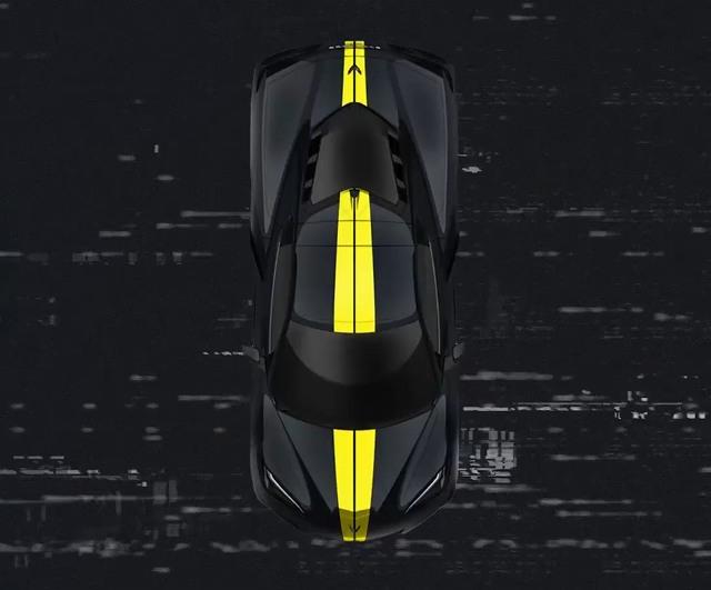 コルベットC8レーシングストライプ (1)