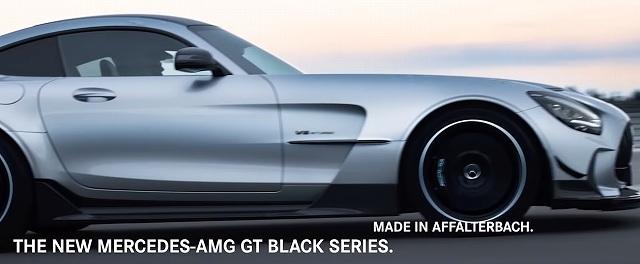 メルセデスAMG GTブラックシリーズ (2)