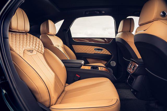 Bentayga Four Seat Comfort Spec - 2