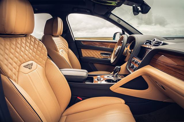 Bentayga Four Seat Comfort Spec - 5