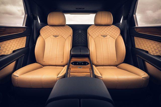 Bentayga Four Seat Comfort Spec - 1