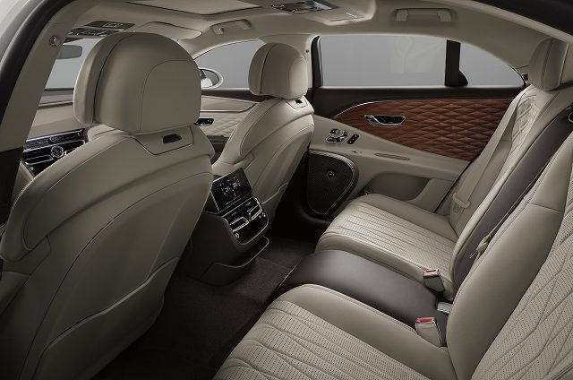 Flying Spur 3D Wood - 3