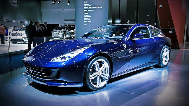 Ferrari GTC4ルッソ生産終了 (1)