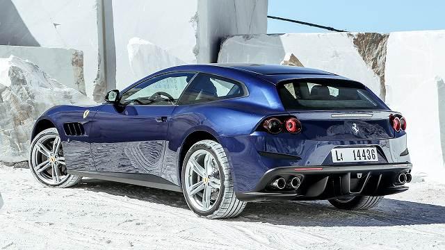 Ferrari GTC4ルッソ生産終了 (wqwqw) (2)