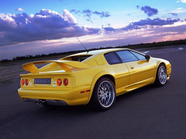 フラットプレーンV8のスーパーカー (2)
