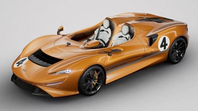 McLaren-Elva減産 (3)
