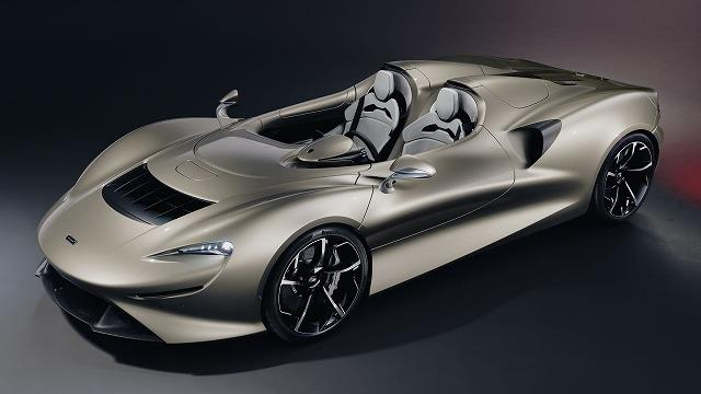 McLaren-Elva減産 (5)