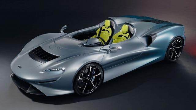 McLaren-Elva減産 (1)