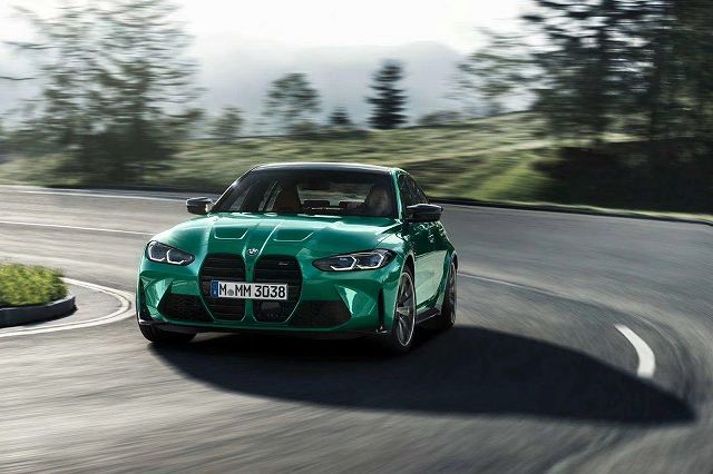 BMW M3-M4リーク (5)