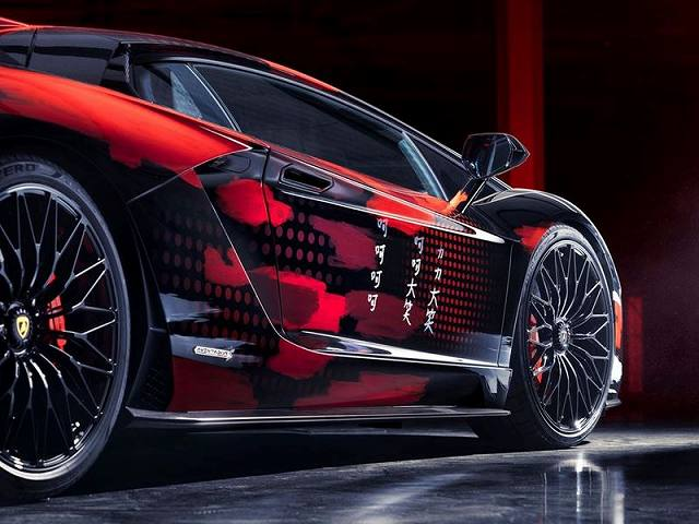 Lamborghini YohjiYamamoto (20)