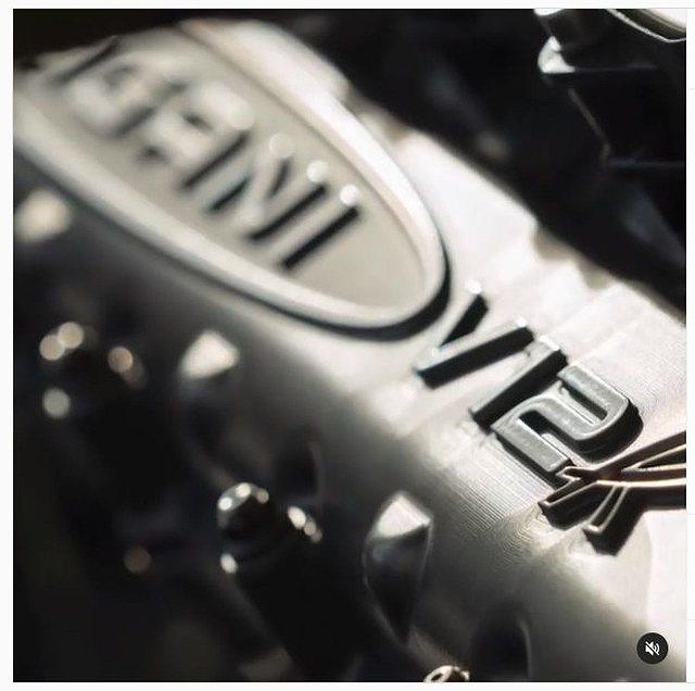 ウアイラR V12エンジンサウンド