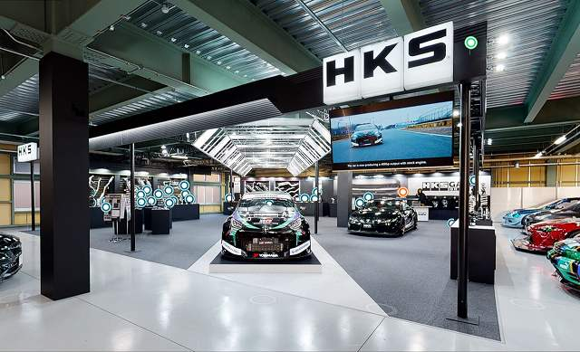 HKS VR