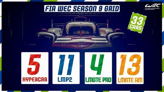 ル・マン24時間耐久レース2021グリッド (4)