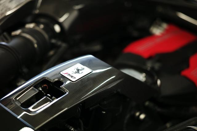 フェラーリJ50中古ホワイト (4)