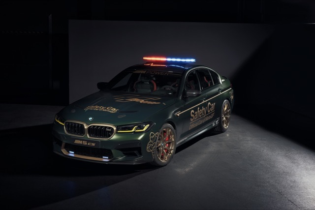 BMW セーフティーカー3 2021-3-9