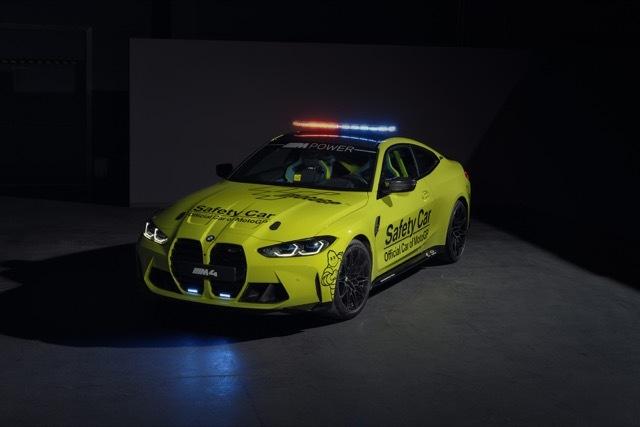 BMW セーフティーカー5 2021-3-9