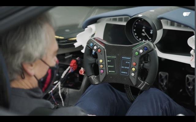 GMA T50 XP2プロトタイプ1 2021-3-16
