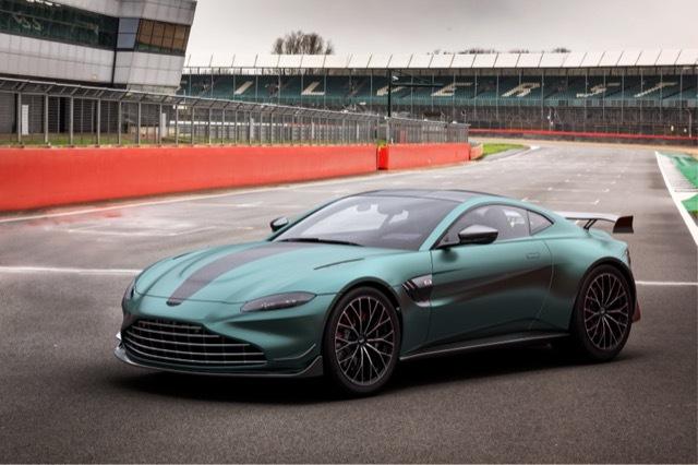 Vantage F1 Edition03 2021-3-22