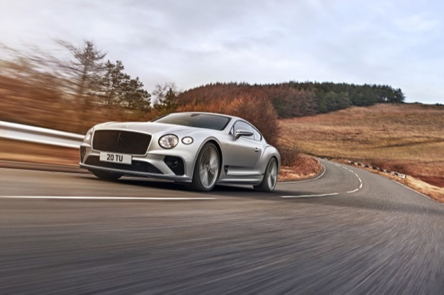 Continental GT Speed - 1 2021-3-24