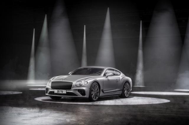 Continental GT Speed - 2 2021-3-24
