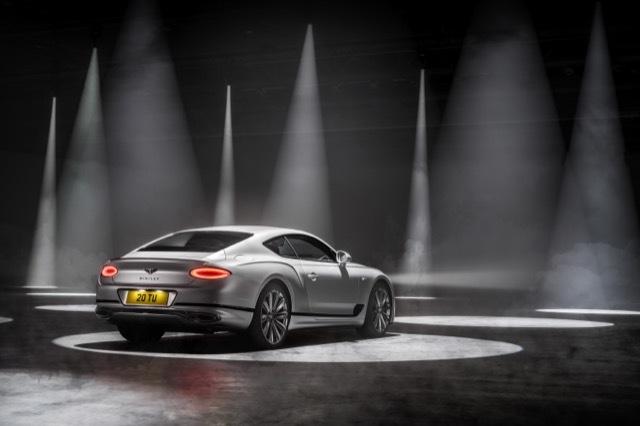 Continental GT Speed - 3 2021-3-24