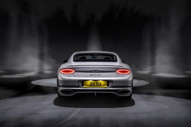 Continental GT Speed - 8 2021-3-24