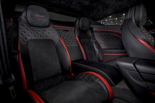 Continental GT Speed - 19 2021-3-24