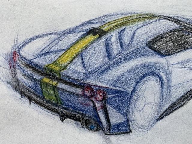 フェラーリ812vs1 2021-3-24