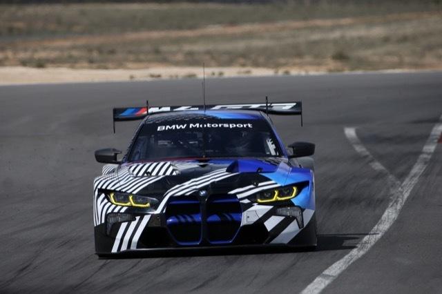 BMW M4GT31 2021-3-25
