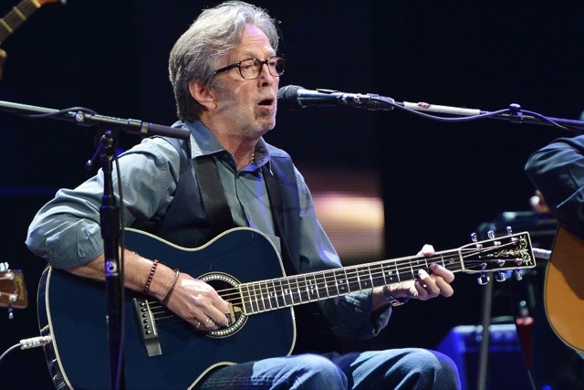 Eric Patrick Clapton 2021-3-28
