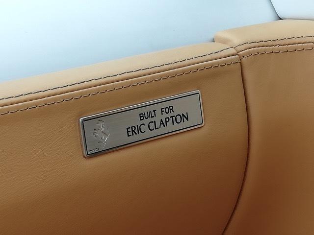 エリッククラプトンのフェラーリ6122