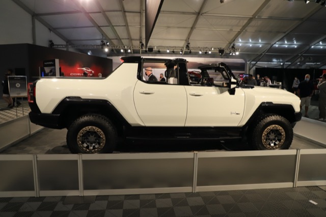 GMC HUMMER EV Edition 1 VIN 0011 2021-3-28