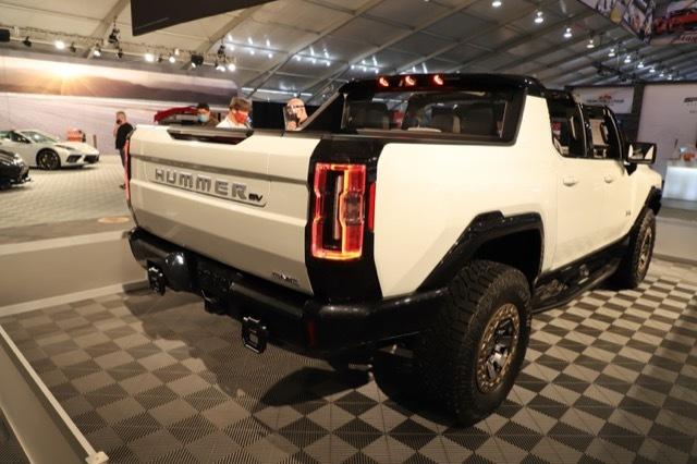 GMC HUMMER EV Edition 1 VIN 0013 2021-3-28