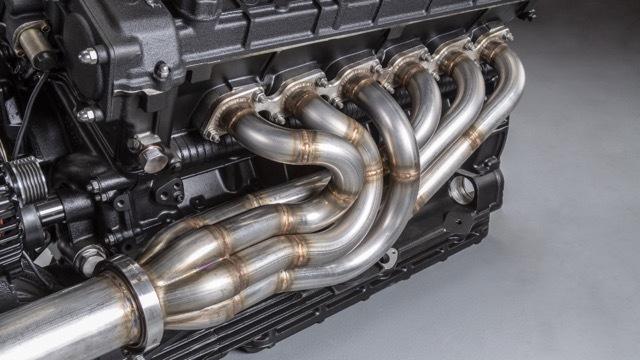 ランボルギーニV12ツインターボエンジン2 2021-4-1