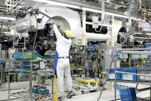 スバル工場封鎖 2021-4-7
