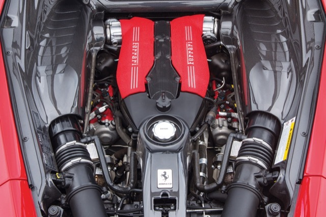Ferrari-V8-engine 2021-4-16