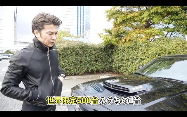 武田真治愛車2 2021-4-18