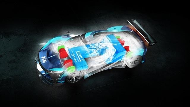 FIAエレクトリックGTシリーズ1 2021-4-22