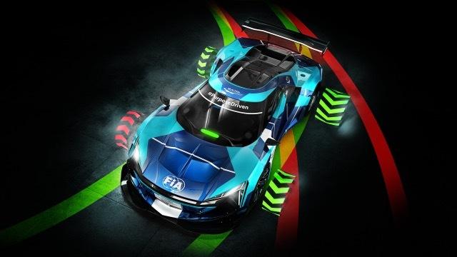 FIAエレクトリックGTシリーズ2 2021-4-22