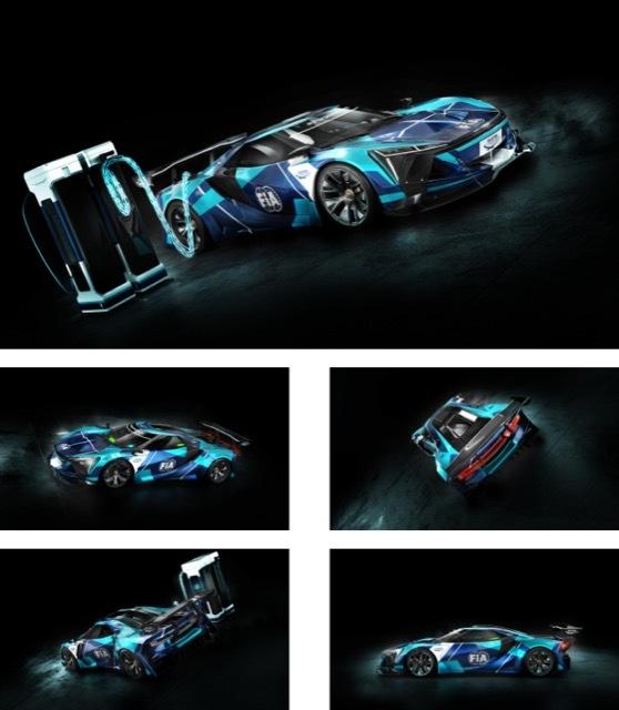 FIAエレクトリックGTシリーズ5 2021-4-22