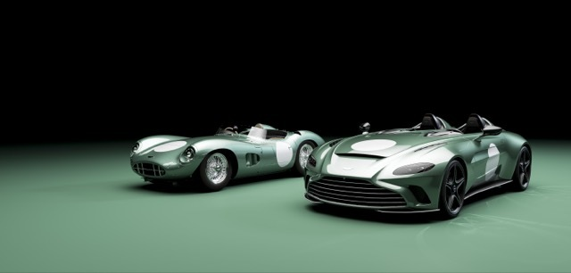 Optional DBR1 specification now available on V12 Speedster01 2021-4-28
