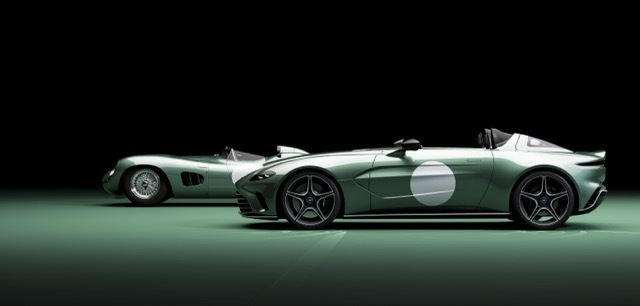Optional DBR1 specification now available on V12 Speedster02 2021-4-28