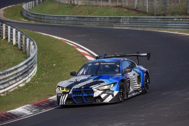 BMW M4 GT32 2021-4-30