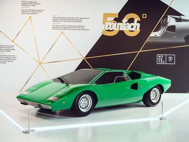 ランボルギーニ博物館5 2021-5-1